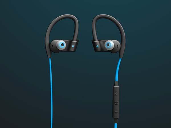 Jabra Sport Pace Bluetooth Earbuds