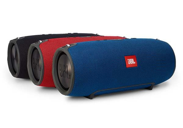 JBL Xtreme Splashproof Portable Bluetooth Speaker