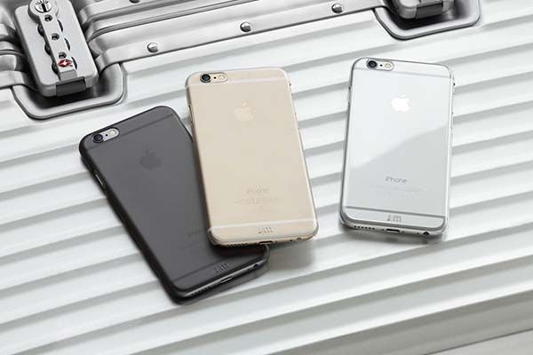 Just Mobile TENC iPhone 6s and 6s Plus Cases with Self-Healing Feature