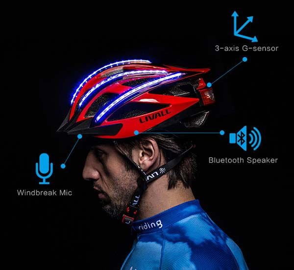 LIVALL Bling Smart Cycling Helmet