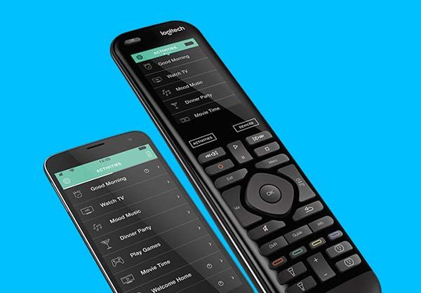 Logitech Harmony Elite Universal Remote System