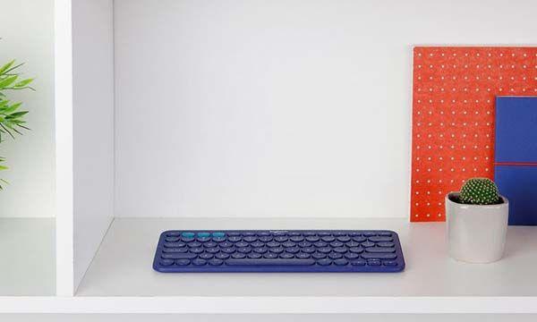 Logitech K380 Portable Bluetooth Keyboard