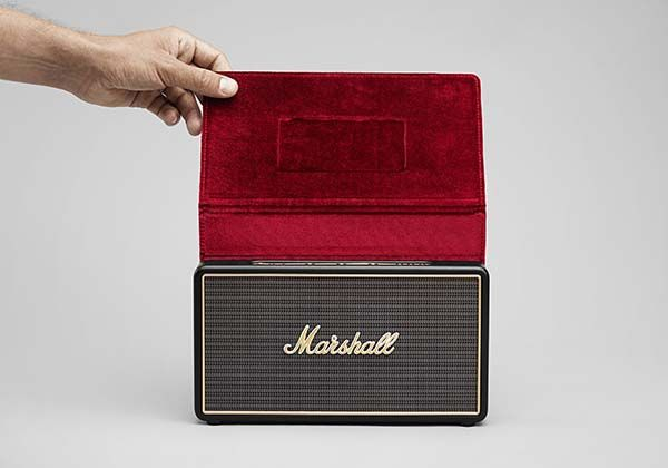 Marshell Headphones Stockwell Portable Bluetooth Speaker