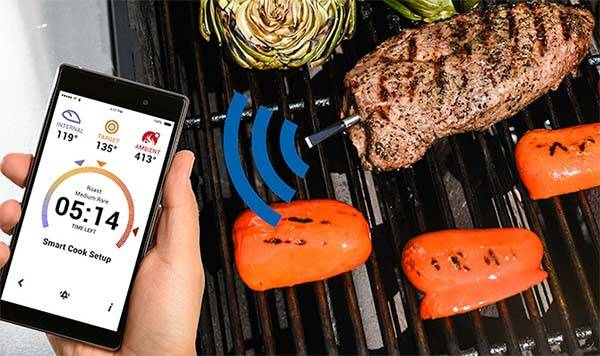 Meater Smart Meat Thermometer for Cooking Meat