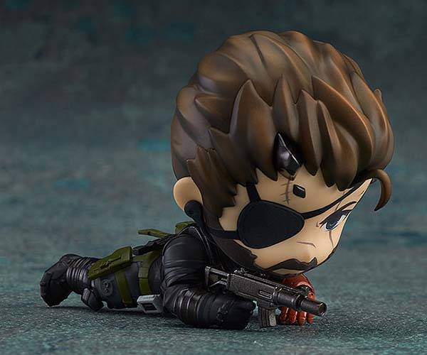 Metal Gear Solid V The Phantom Pain Venom Snake Nendoroid Action Figure