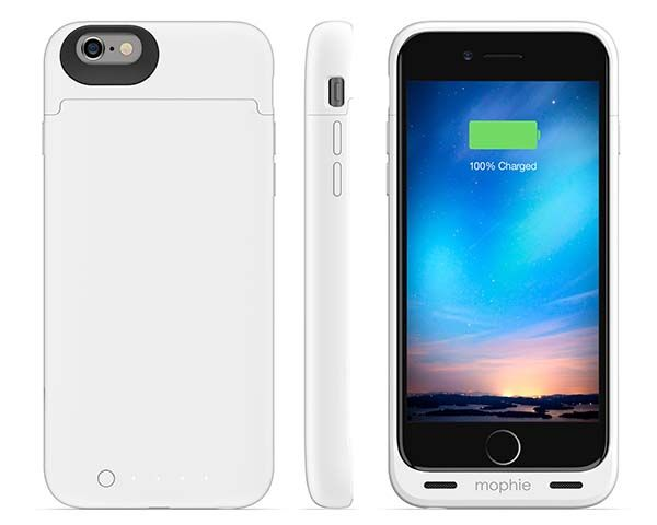 buy popular 26db1 02cf9 Mophie Juice Pack Reserve iPhone 6 Battery Case Boasts Its Thin and ...