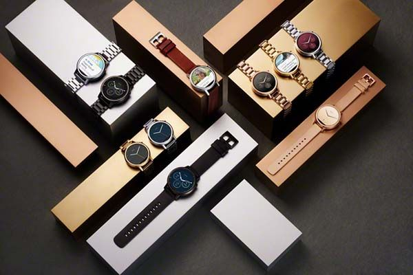 Motorola New Moto 360 Smartwatch