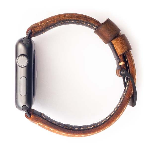 Nomad Strap Leather Apple Watch Band