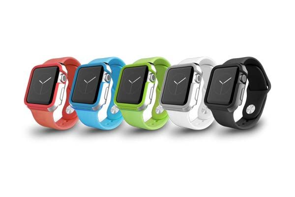 O!coat Shockband Apple Watch Case