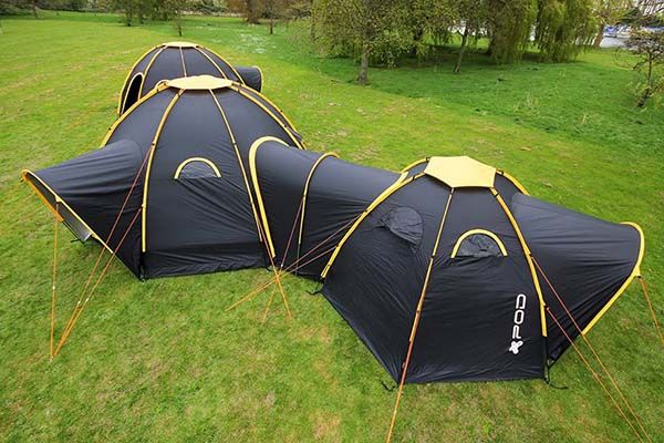 POD Tents Provide You a Modular Camping Tent System