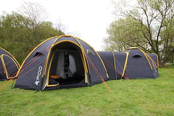 Modular Tent System POD Tents Provide You ...
