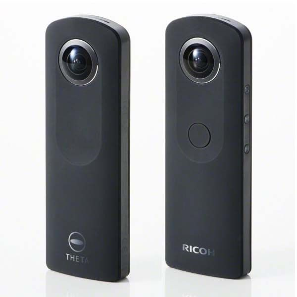 Ricoh Theta S Compact Panoramic Camera for Awesome Panoramas