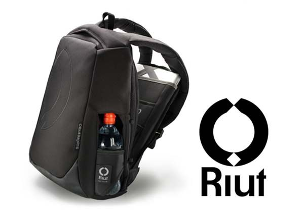 RiutBag Backwards Backpack