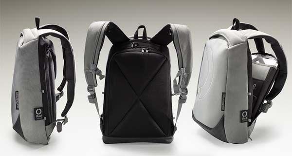 RiutBag Backwards Backpack
