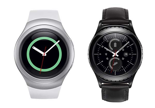 Samsung Gear S2 and S2 classic Smartwatches