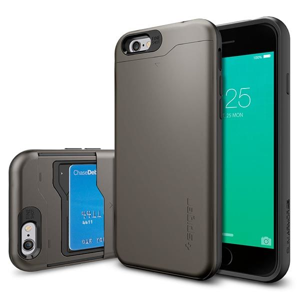 Spigen Slim Armor CS iPhone 6s/ 6s Plus Cases