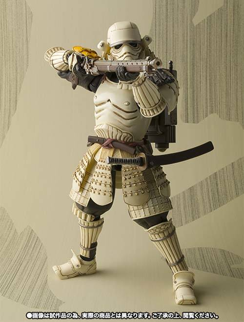 Star Wars Teppo Ashigaru Sandtrooper Action Figure