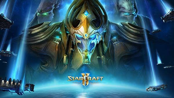 StarCraft II Legacy of the Void Opening Cinematic Game Trailer