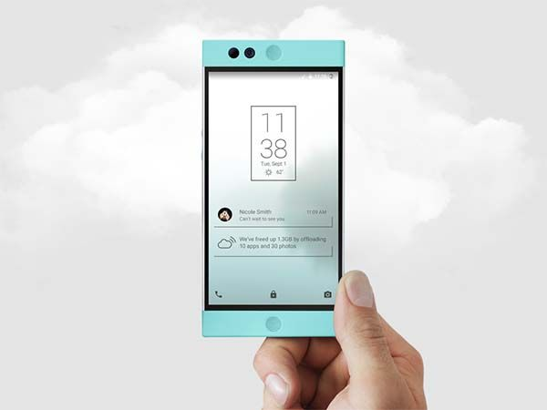 Robin Cloud-Based Android Smartphone