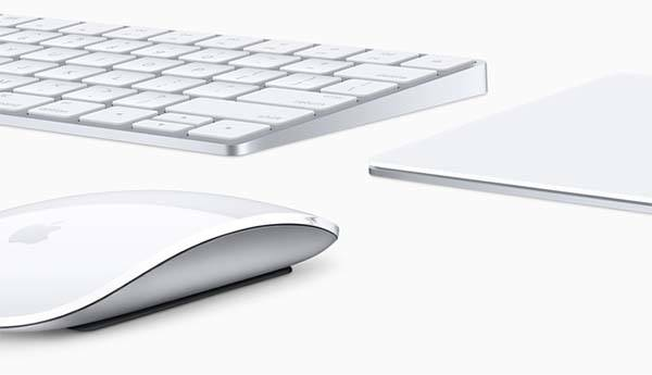 All-New Apple Magic Keyboard, Magic Mouse 2 and Magic Trackpad 2