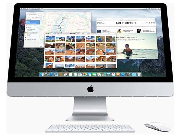 Apple New iMac with 4K Retina Display and Intel Skylake Processor