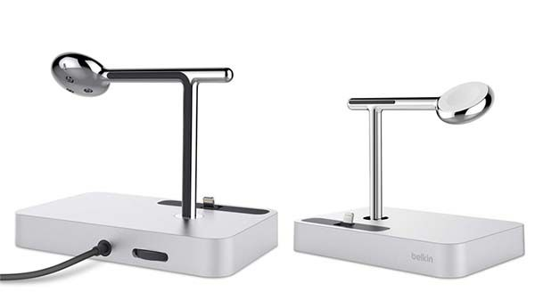 Belkin Charge Dock Charging Station for iPhone and Apple Watch
