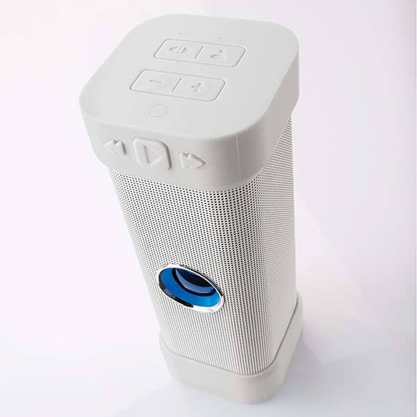 Big Blue Unplugged Portable Bluetooth Speaker Gadgetsin