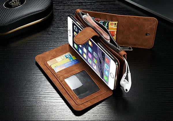 Diary Wallet iPhone 6s Case Lets You Hold All Cards and Cash
