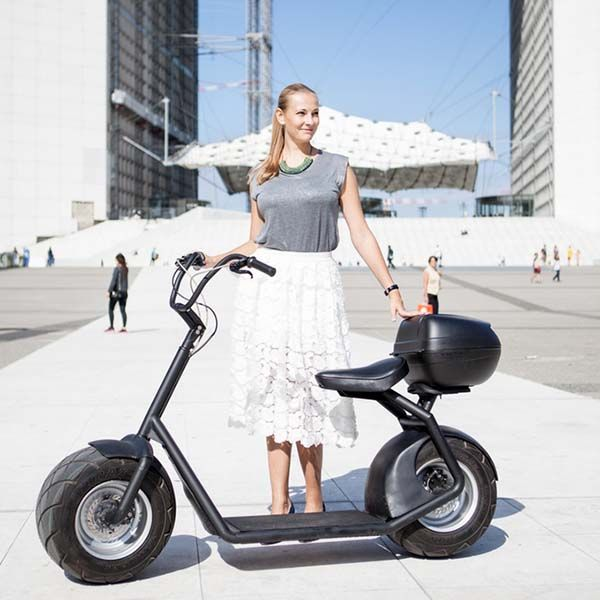 eGroov+ Modular All-Wheel Drive Electric Scooter