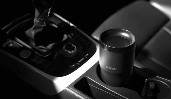 Ember Temperature Adjustable Travel Mug Keeps Your Coffee or Tea at Perfect Temperature
