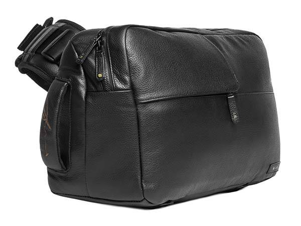 Incase x Ari Marcopoulos Limited Edition Leather Camera Bag