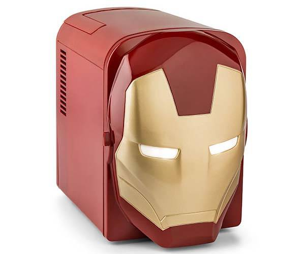 Iron Man Mini Fridge