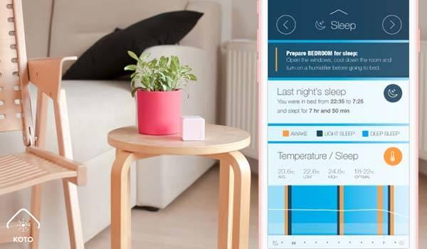 Koto Smart Sensors - Blink