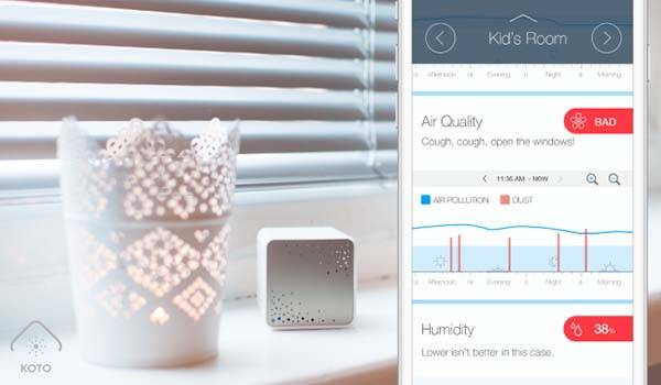 Koto Smart Sensors - Air
