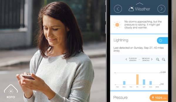 Koto Smart Sensors - Storm