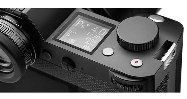 Leica SL Interchangeable Lens Mirrorless Camera