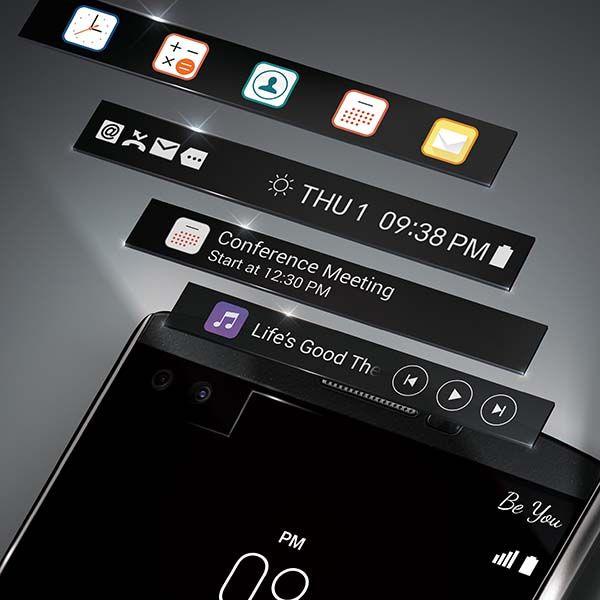 LG V10 Smartphone