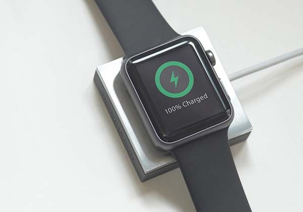 Native Union ANCHOR Apple Watch Charging Station