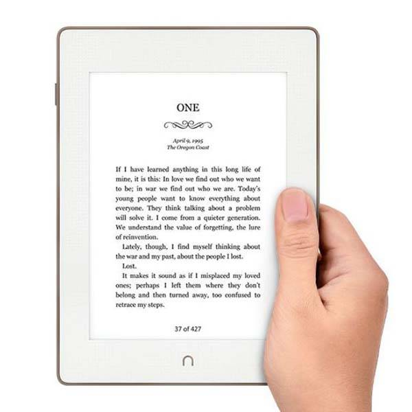 NOOK GlowLight Plus Waterproof eReader