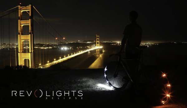 Revolights Eclipse+ Smart Bike Lighting System
