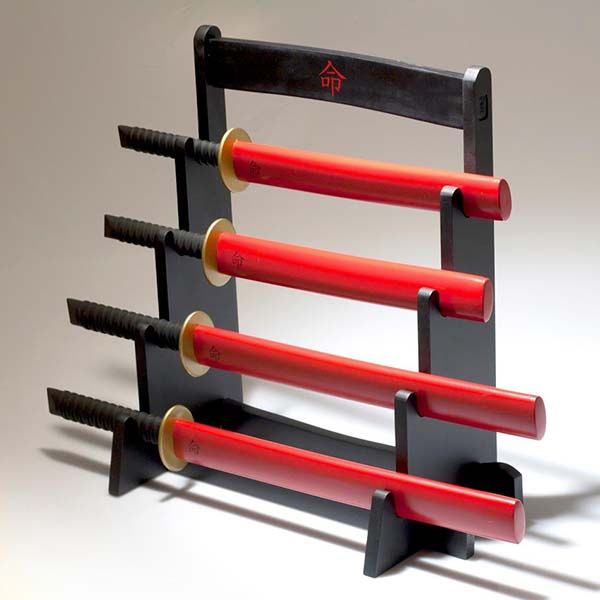 samurai kitchen knife set lets you prepare food in samurai style
