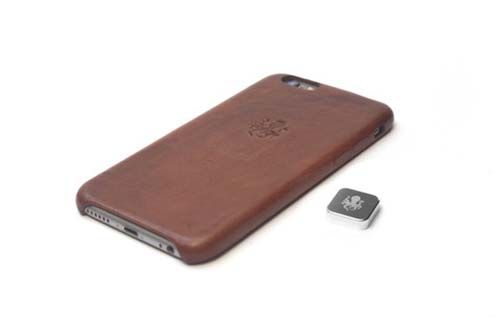 The Shell Leather iPhone 6s 6s Plus Cases with a Free Micro Dock