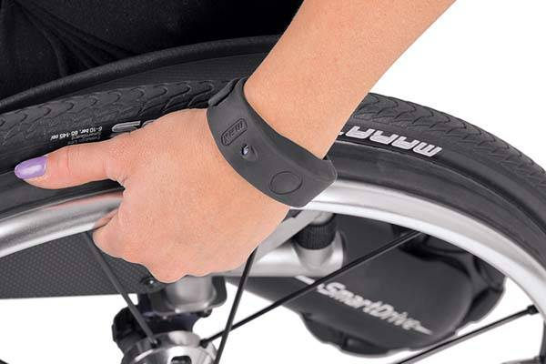 SmartDrive MX2 Power Assist Device for Wheelchairs