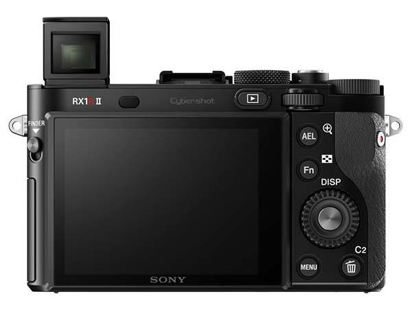 Sony RX1R II Full-Frame Camera