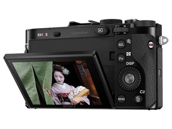 Sony RX1R II Full-Frame Camera