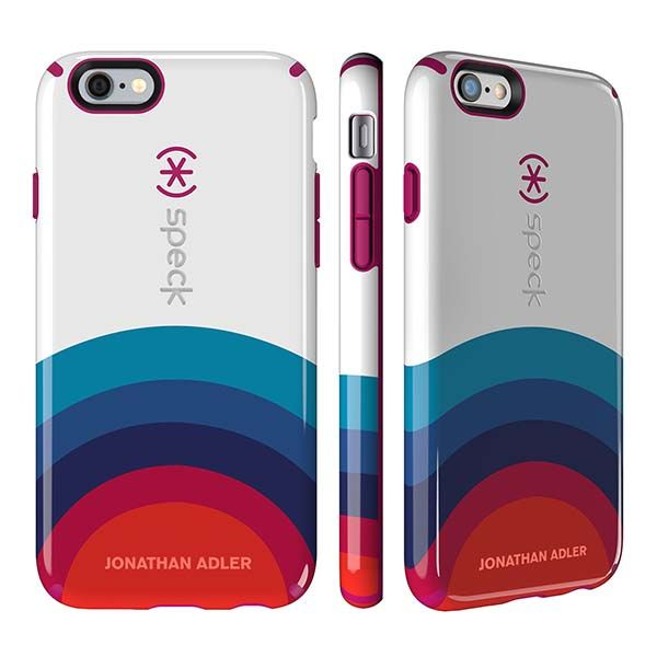 Speck CandyShell Inked Jonathan Adler iPhone 6s/ 6s Plus Cases