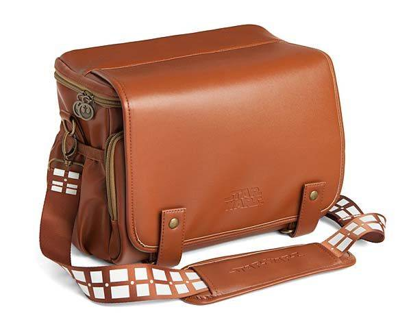 Star Wars Chewbacca Inspired Camera Bag