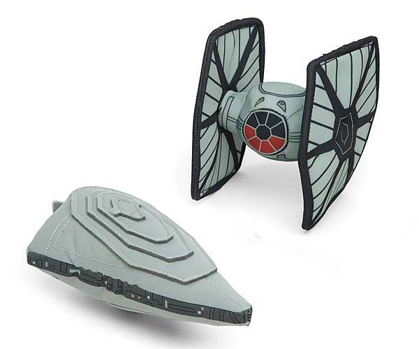 Star Wars Episode VII Vehicle Plush Toys