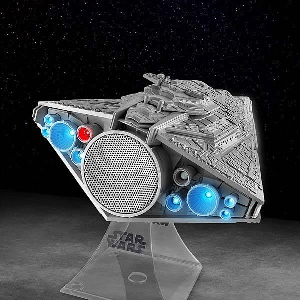 Star Wars VII Star Destroyer Bluetooth Speaker