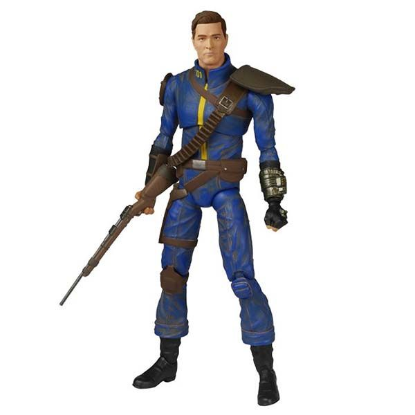 Fallout Legacy Action Figures